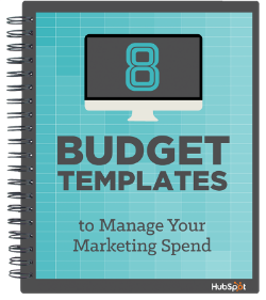 8 Marketing Budget Templates