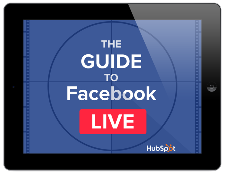 A Marketer's Guide to Facebook Live