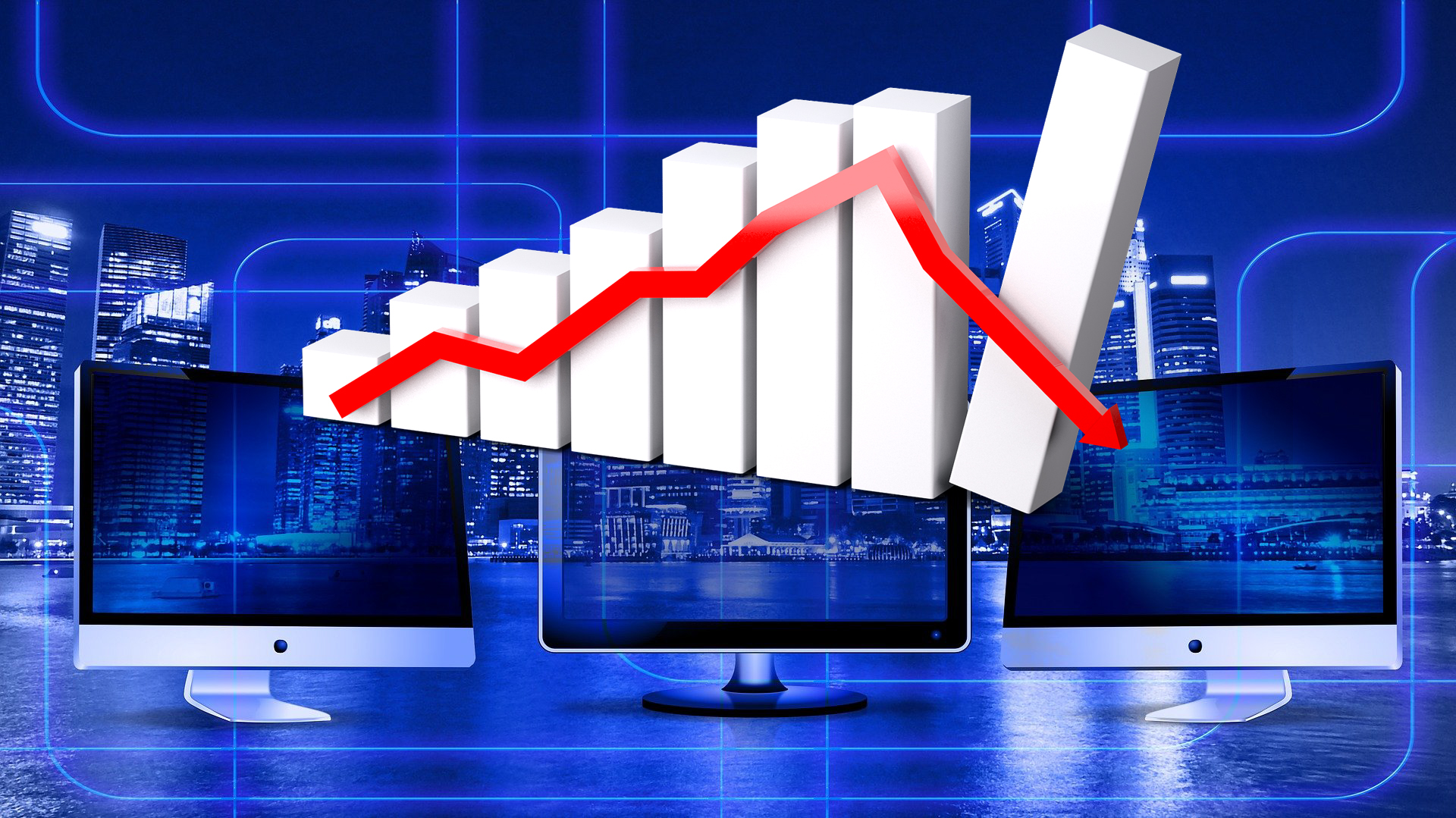 Web Traffic Suddenly Dropped? Don't Worry, It's Not Just You
